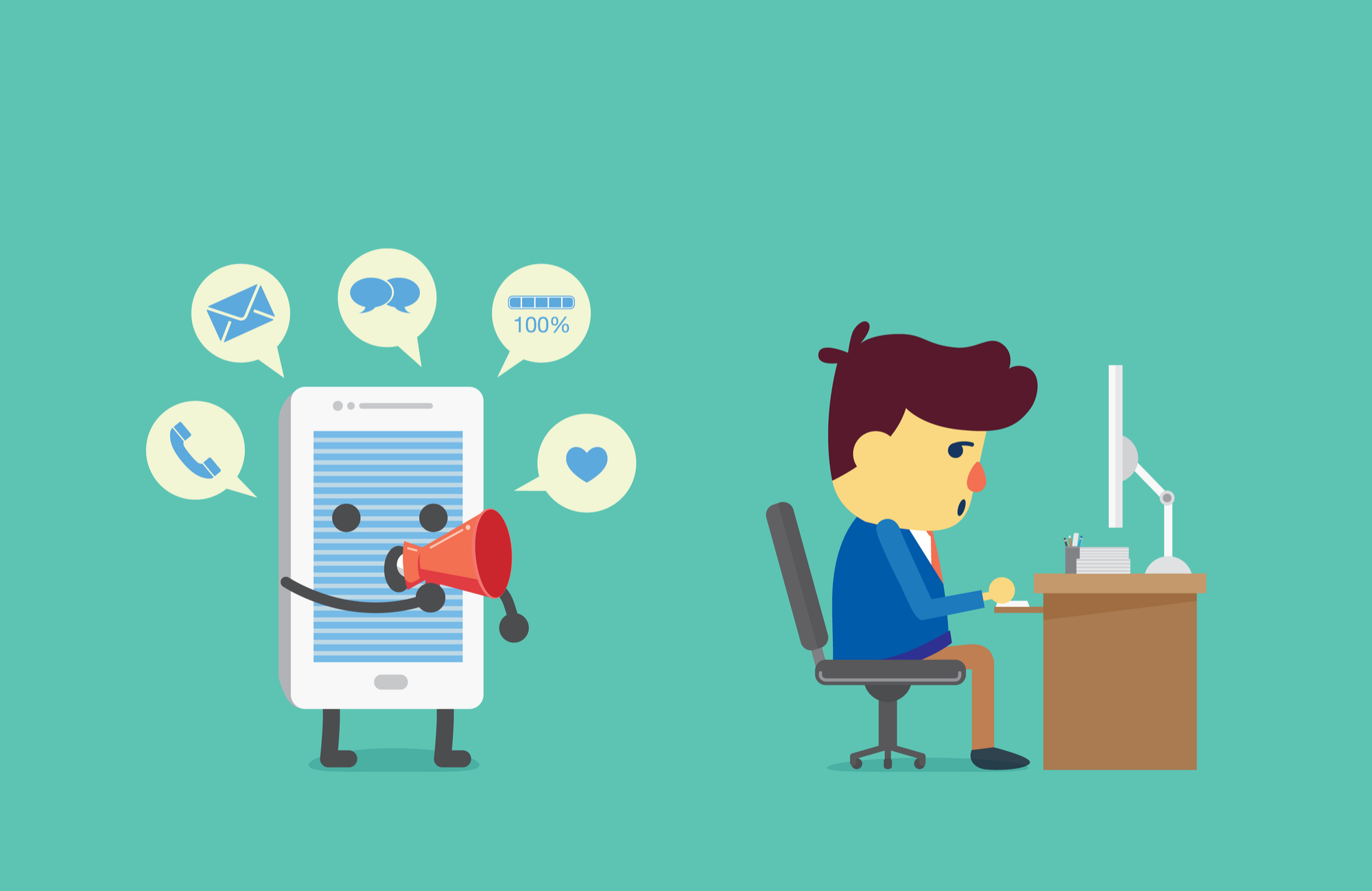 Workplace Distractions: How Much Do They Cost Your Business?