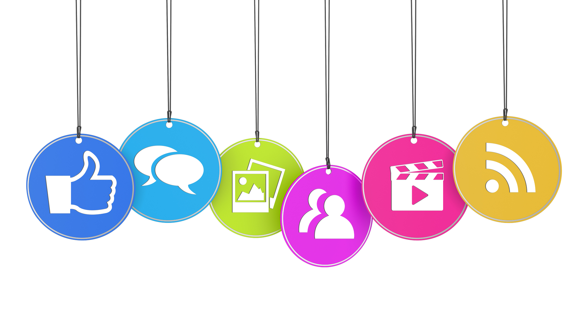 The Top 5 Updates To Social Media in 2015 (So Far)