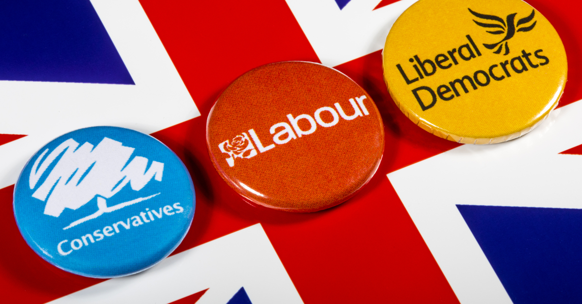 What Google Knows… The General Election