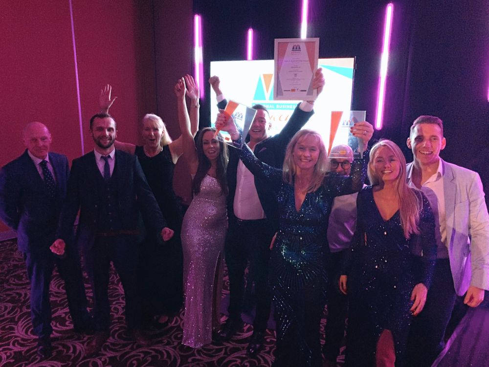 MRS Secures Two Prestigious Awards