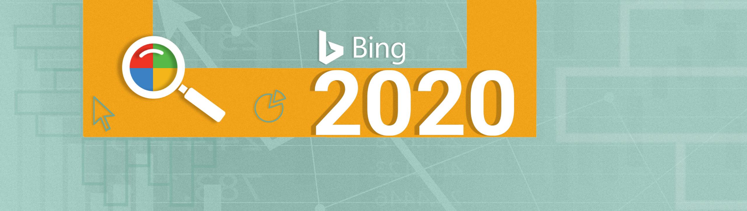 Bing Search Statistics 2020