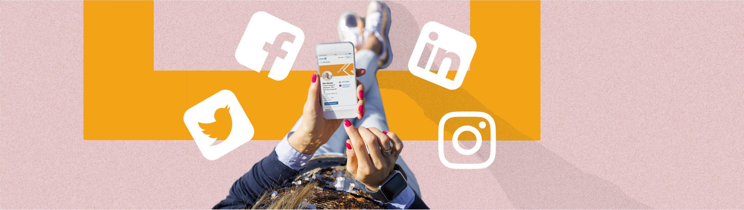 What Happened on Social Media in April 2021?